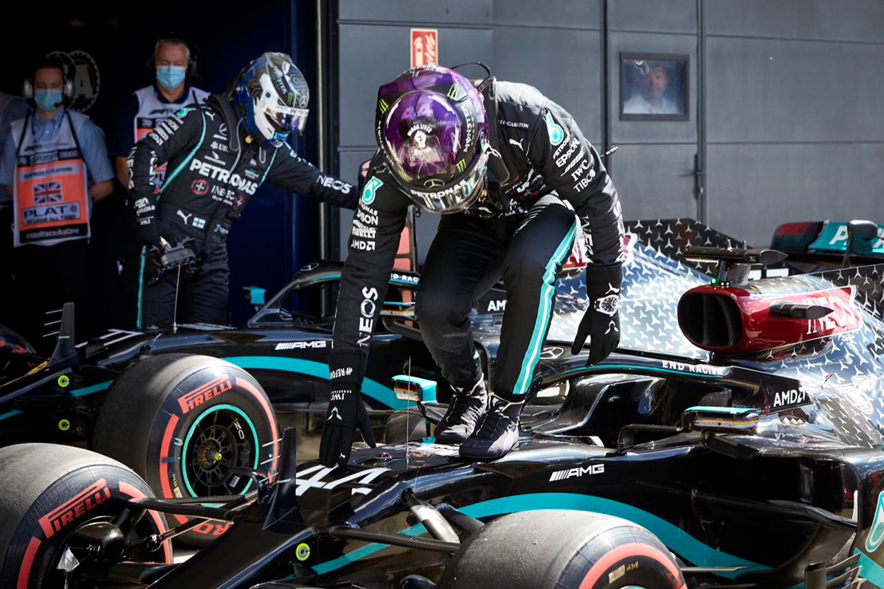 2020年 F1イギリスGP 予選:トップ3ドライバーコメント
