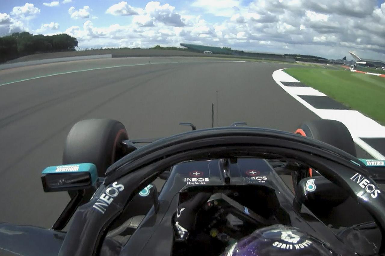 【動画】 ルイス・ハミルトン、コースレコード更新の圧巻のポールラップ / 2020年 F1イギリスGP 予選