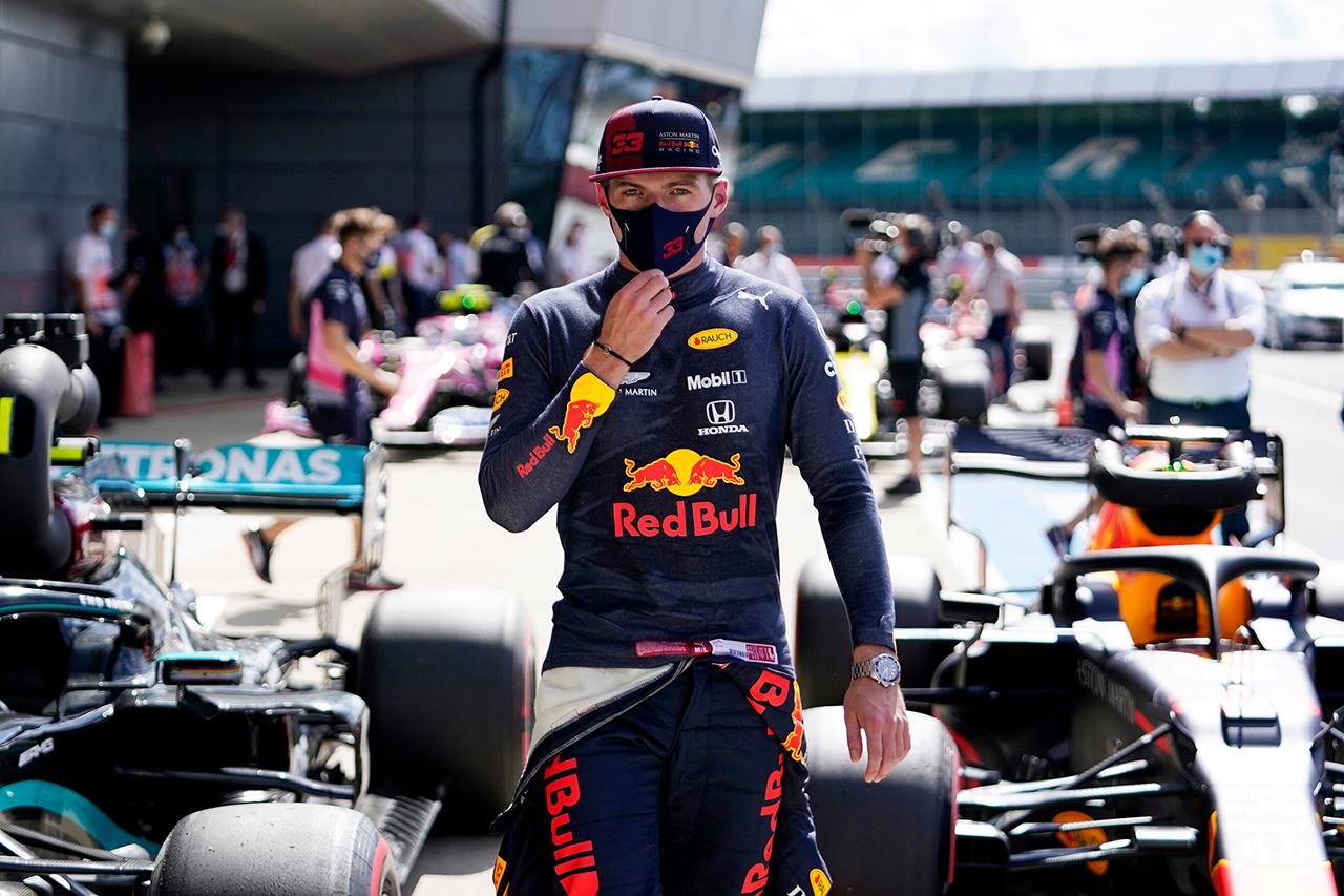 マックス・フェルスタッペン 「メルセデスとの差を受け入れなければならない」 / レッドブル・ホンダ F1イギリスGP 予選