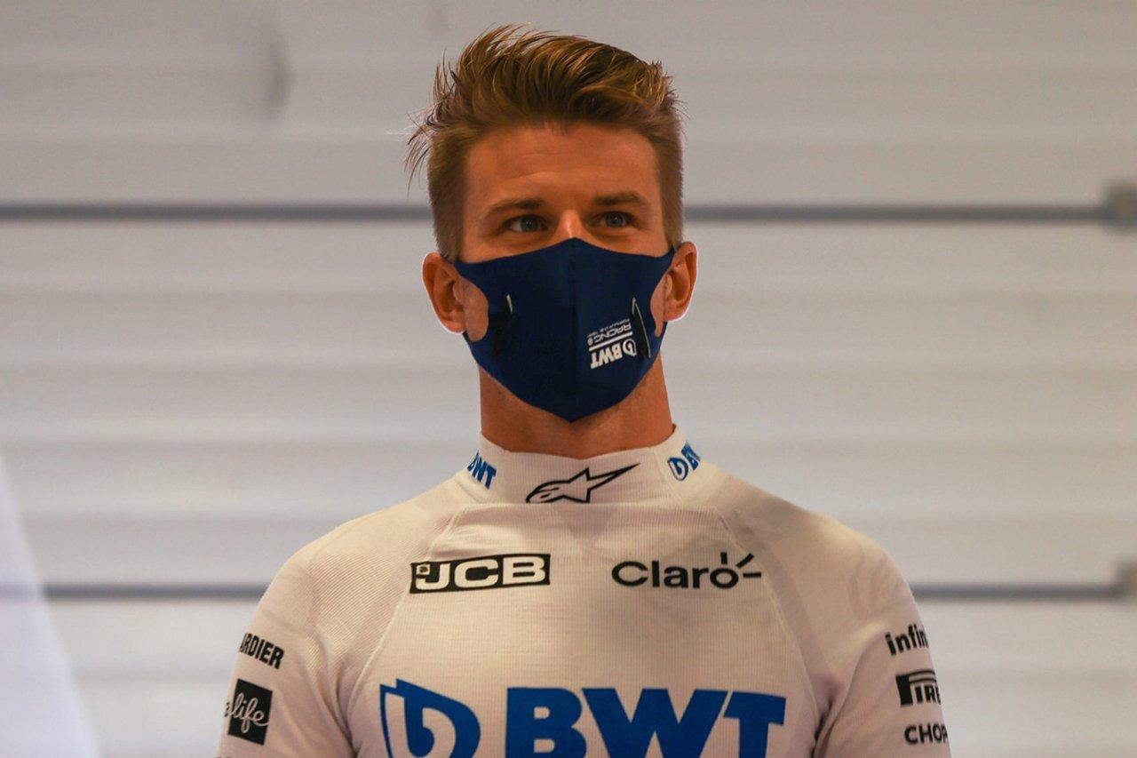 ニコ・ヒュルケンベルグ、久々の予選に「あたふたしてしまった」 / レーシング・ポイント F1イギリスGP