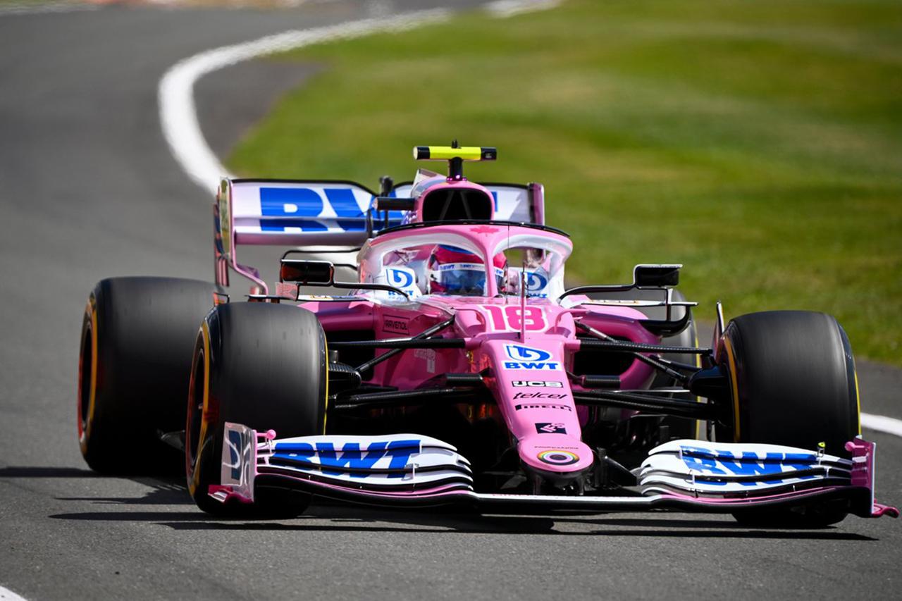 ランス・ストロール 「今日はマシンのバランスを最適化できなかった」 / レーシング・ポイント F1イギリスGP 予選