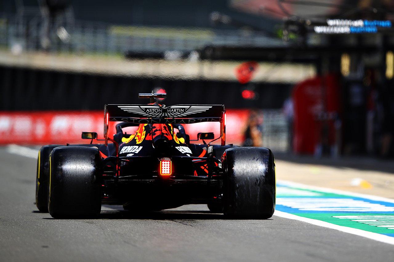 """レッドブル・ホンダF1 予選分析:メルセデスに""""1秒差""""が示す現実 / 2020年 F1イギリスGP"""