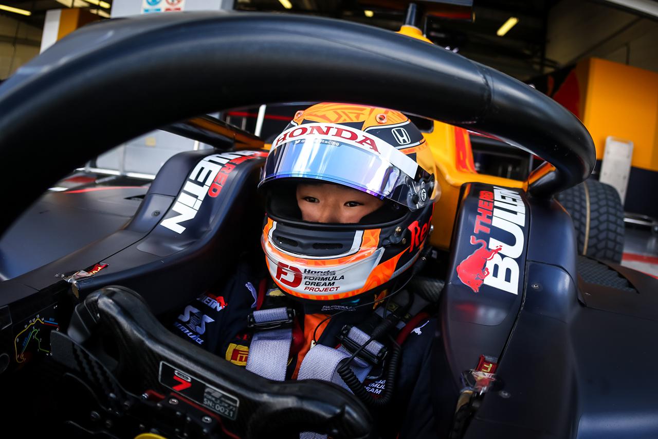 FIA-F2 イギリス大会1:ホンダF1育成の角田裕毅が3位表彰台を獲得