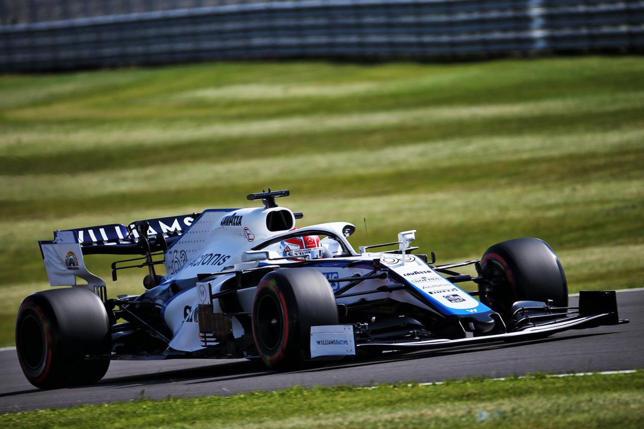 ウィリアムズ:ラッセルが3戦連続Q2進出も5グリッド降格ペナルティ / F1イギリスGP予選