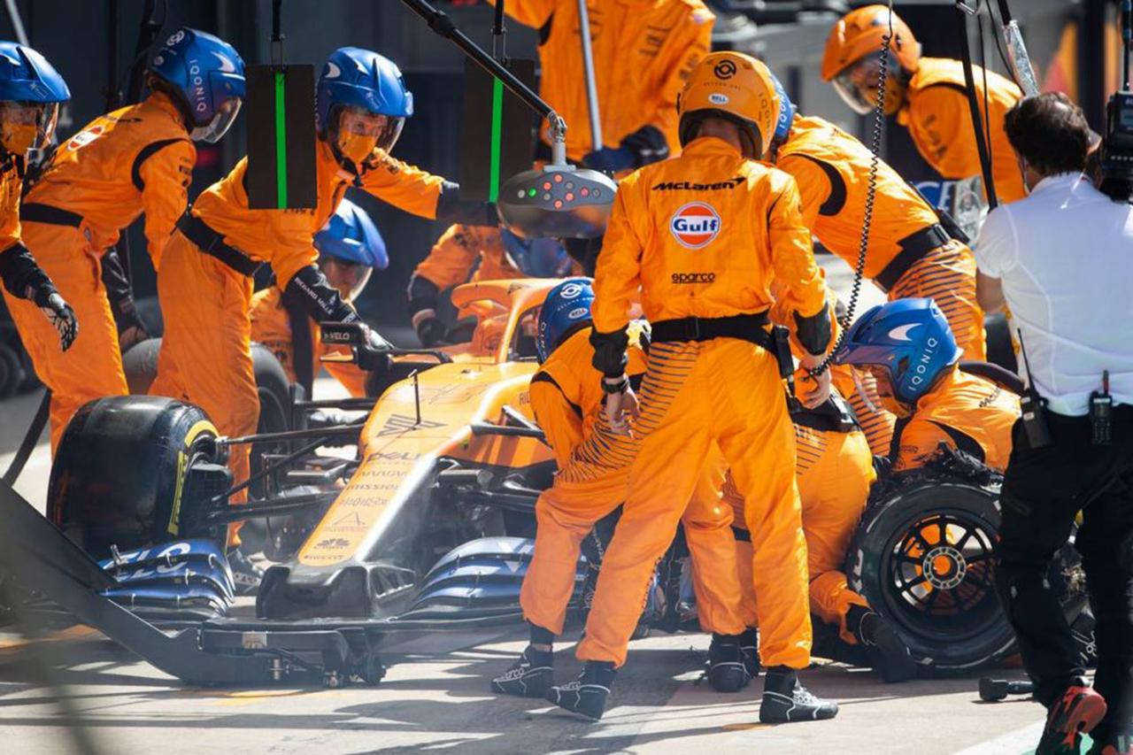F1イギリスGP 決勝:ドライバーコメント(11位~DNS)