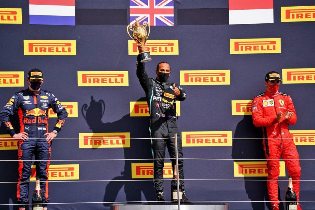 F1イギリスGP 決勝:トップ10 ドライバーコメント