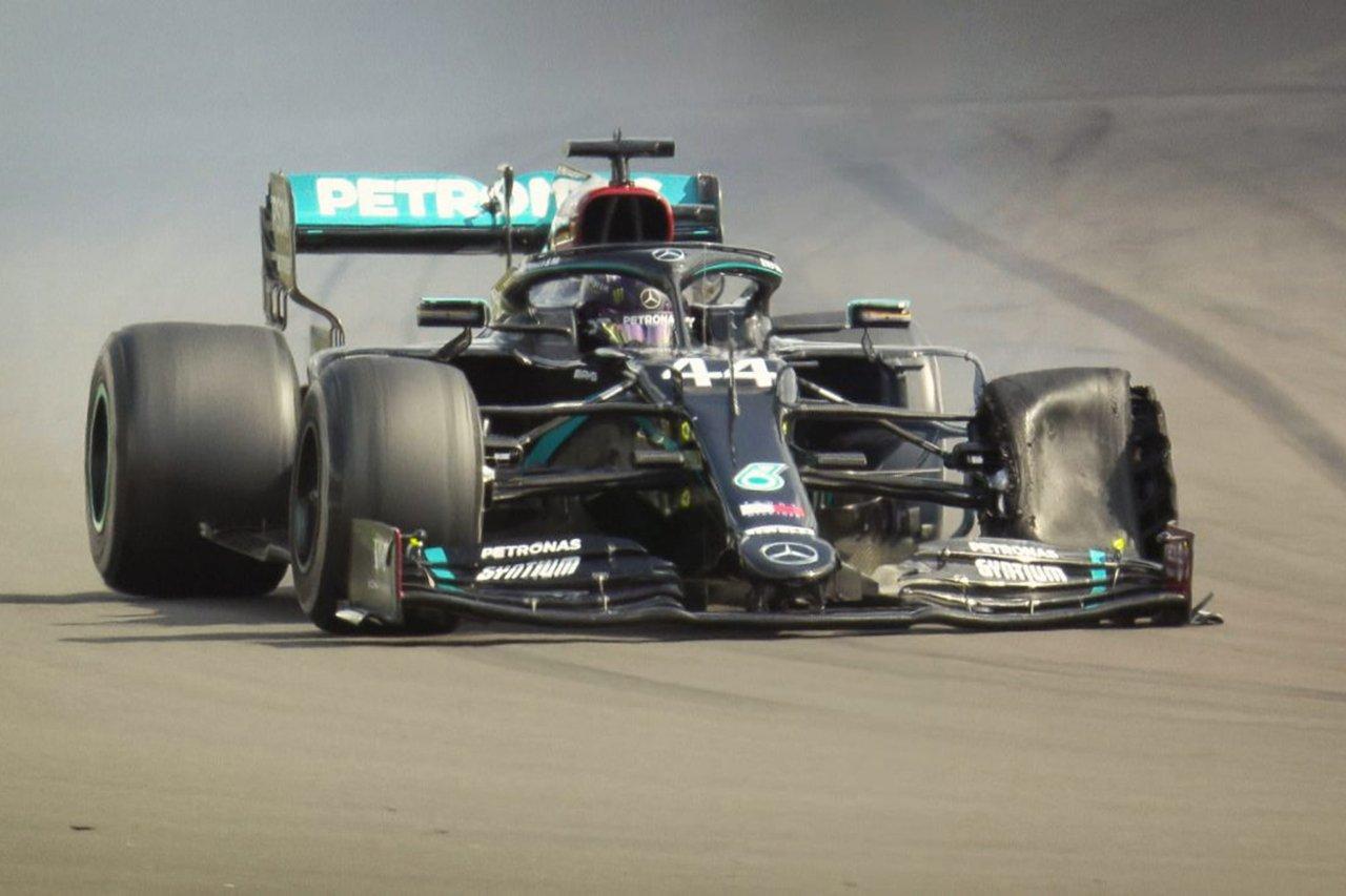【動画】 ルイス・ハミルトンのファイナルラップ / F1イギリスGP 決勝