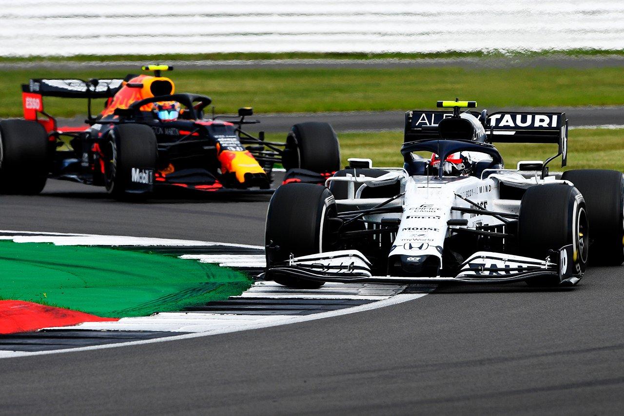 ホンダF1勢、フェルスタッペンの2位表彰台を含めて3台が入賞 / 2020年 第4戦 F1イギリスGP 決勝
