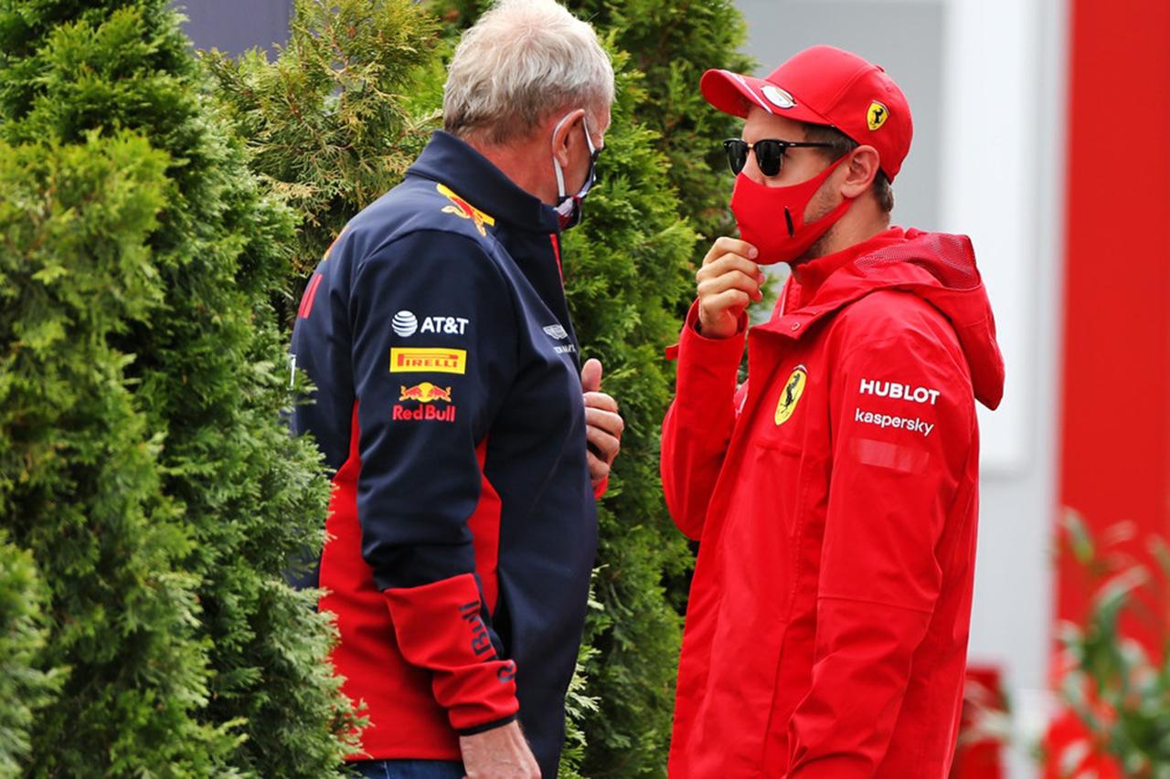 ヘルムート・マルコ 「シャルル・ルクレールのあのスピードは謎」 / F1イギリスGP