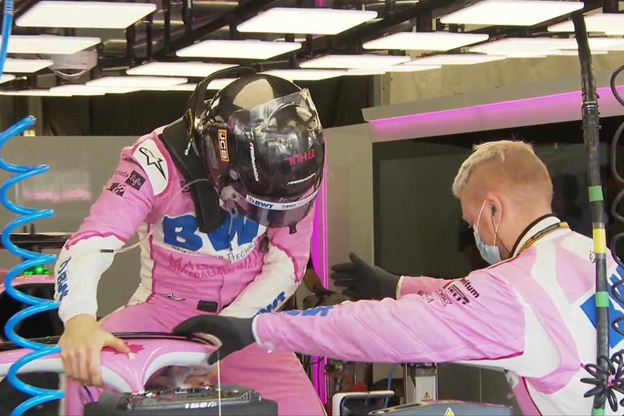 ニコ・ヒュルケンベルグ、レース出場を奪ったのは1本のボルト / レーシング・ポイント F1イギリスGP 決勝