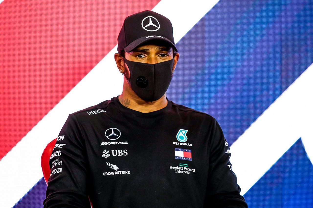 F1:ルイス・ハミルトン 「ホイール・トゥ・ホイールのバトルが恋しい」