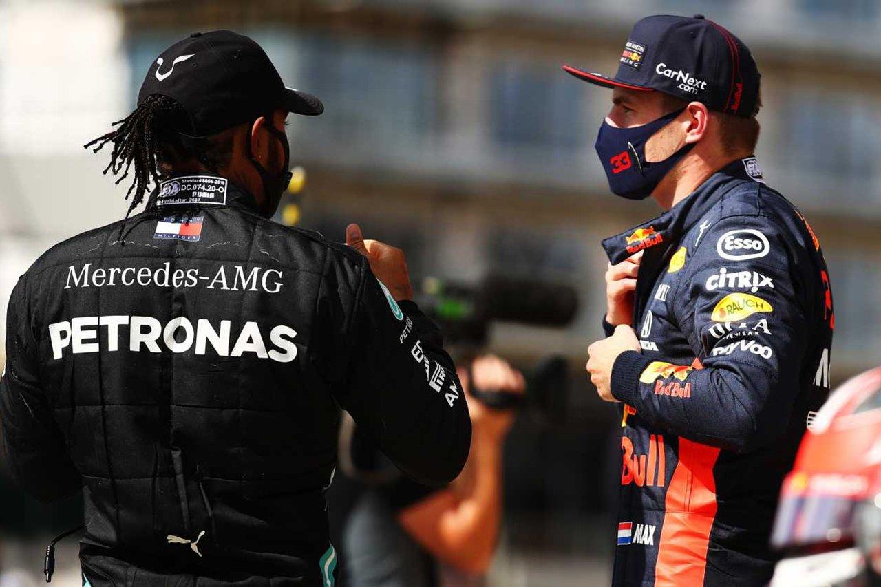 メルセデスF1代表 「フェルスタッペンのピットストップは論理的な決定」 / F1イギリスGP 決定
