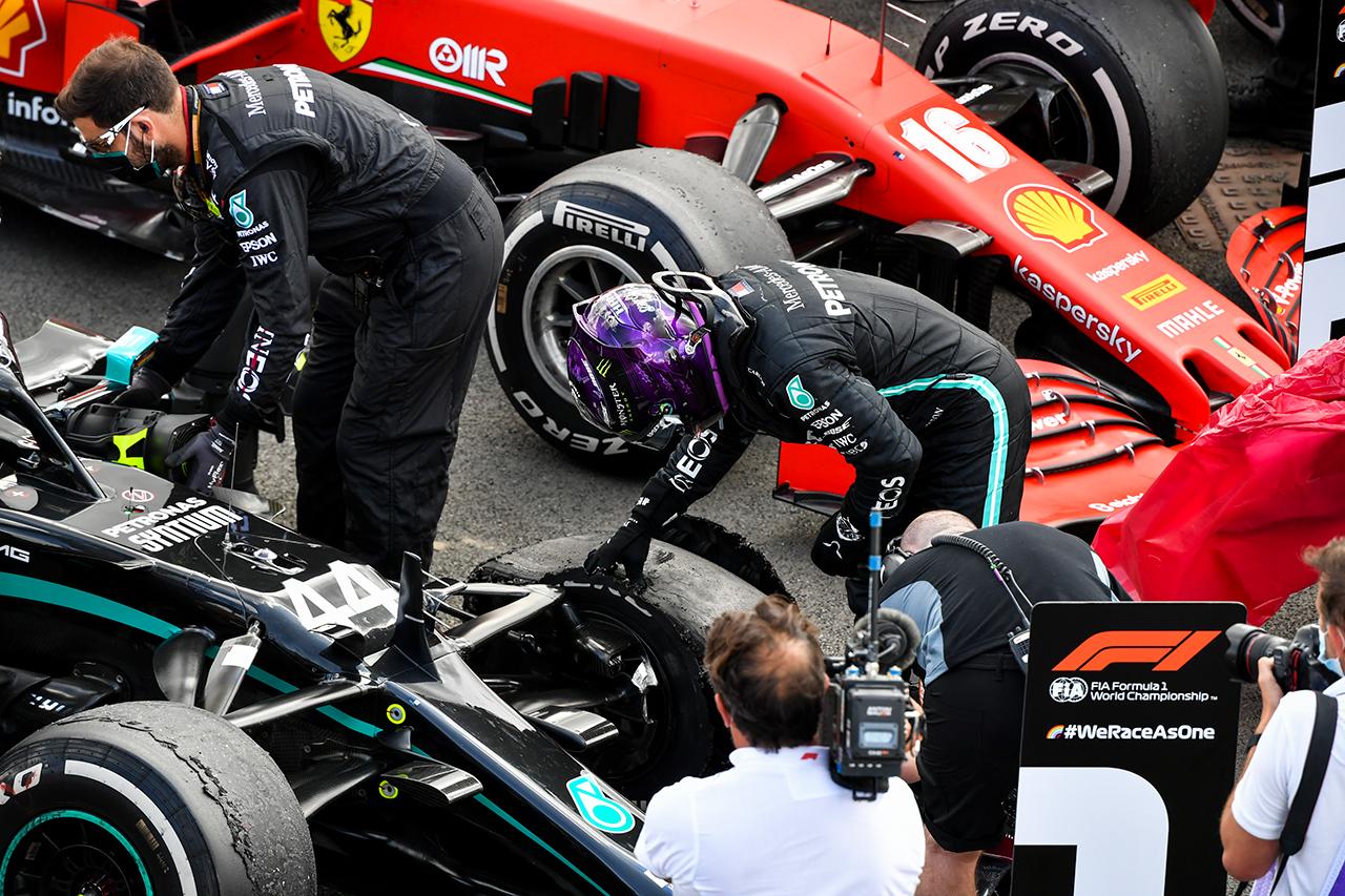 F1 Topic:ピレリが声明で述べた当たり前の故障理由に込められた意地