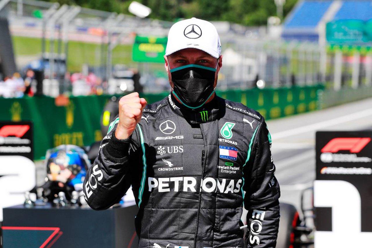 バルテリ・ボッタス 「他のF1チームとも交渉はしていた」 / メルセデスF1残留決定