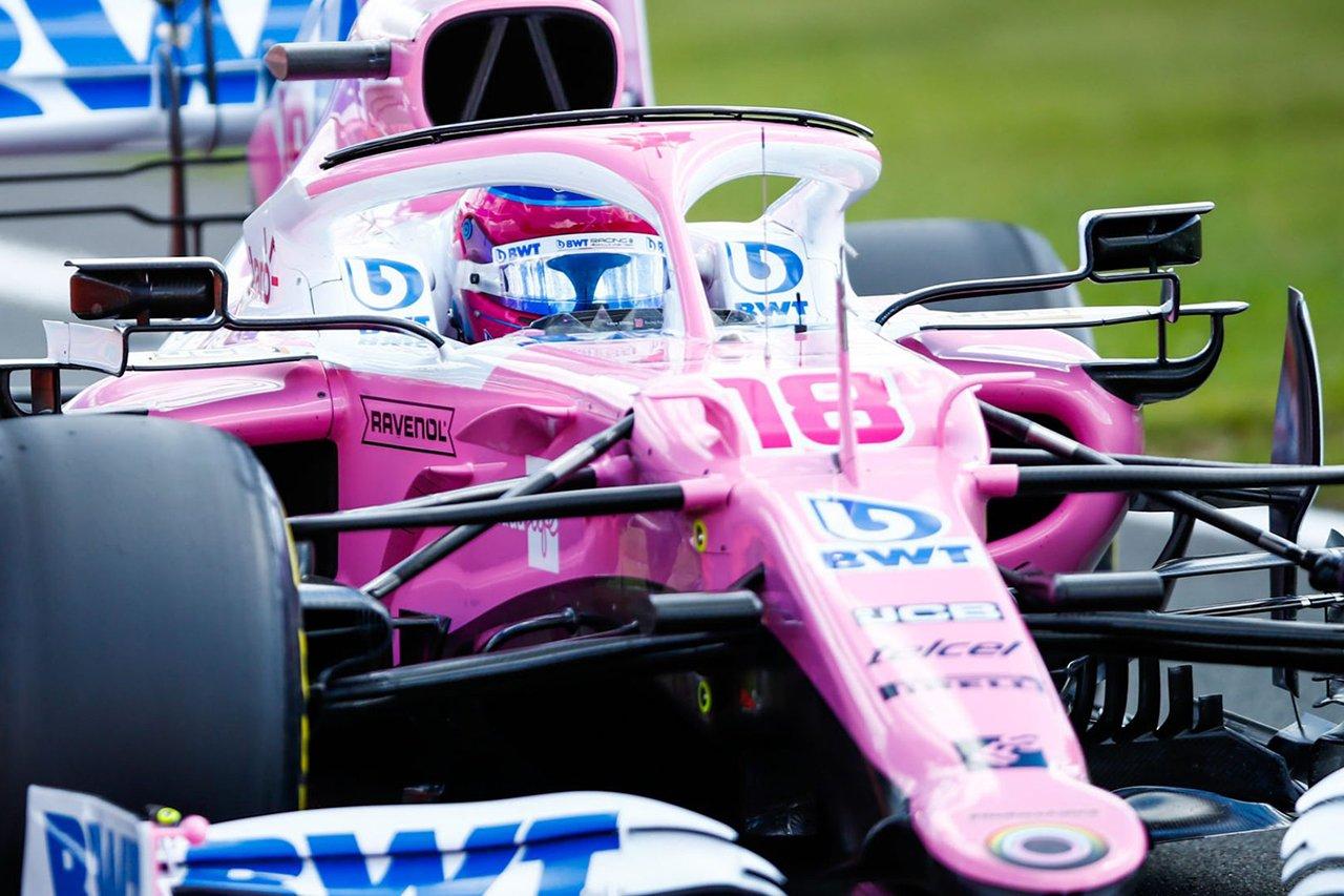 ピンクメルセデスのブレーキダクトは違法!15ポイントの剥奪と罰金 / レーシング・ポイントF1