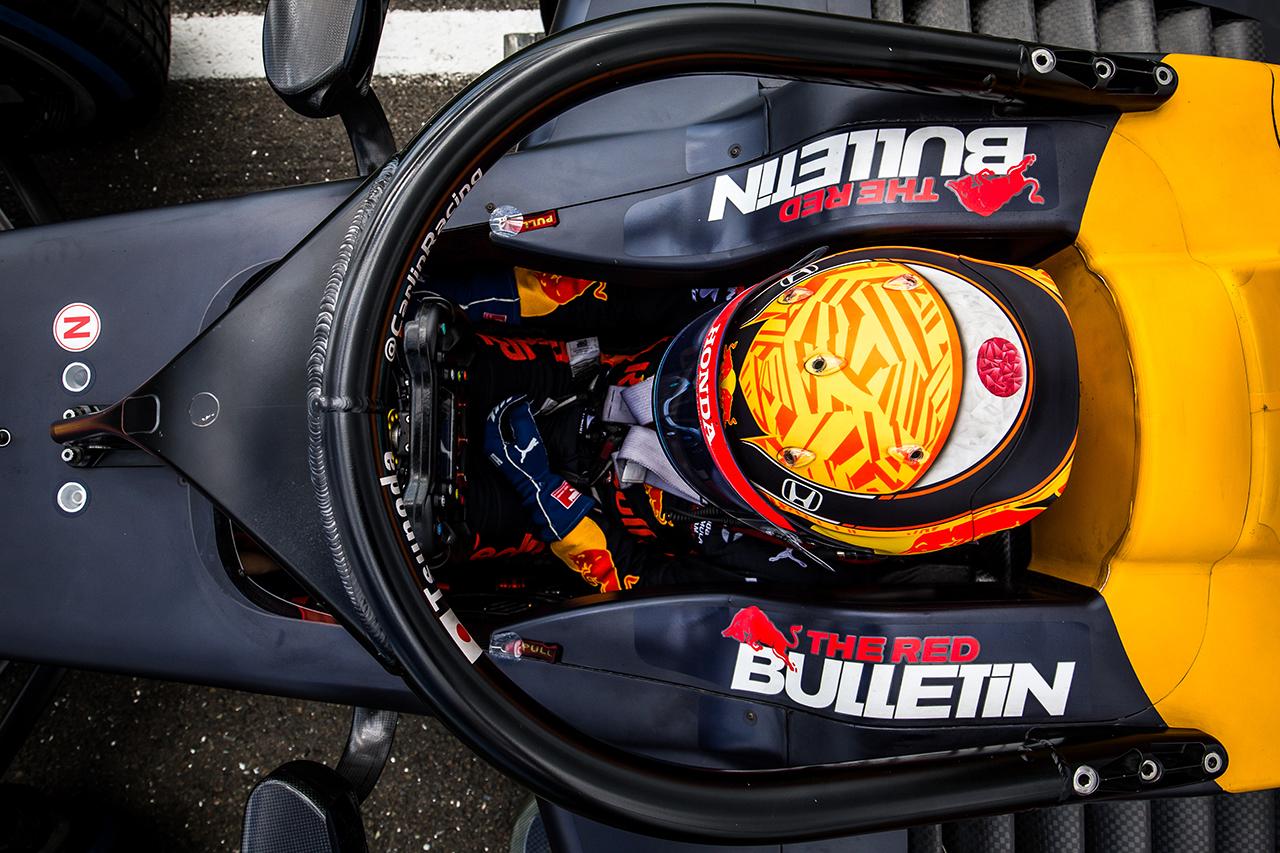 FIA-F2 第2戦 オーストリア大会 レース2:角田裕毅は途中リタイア