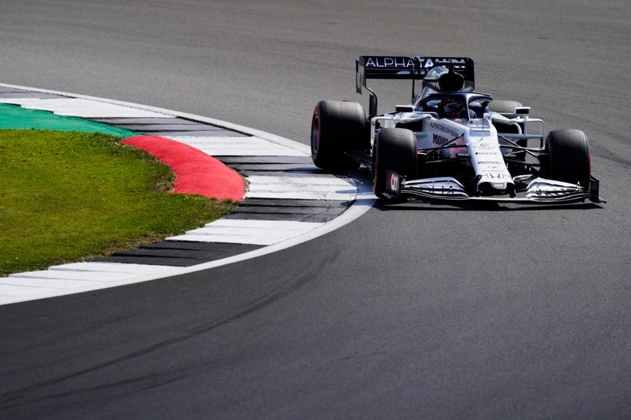 【速報】 F1 70周年記念GP 予選Q1:ホンダF1勢ではクビアトが敗退