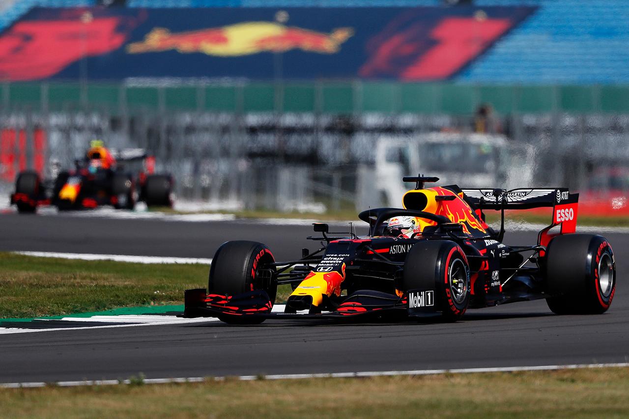 【速報】 F1イギリスGP 予選結果:マックス・フェルスタッペンは4番手