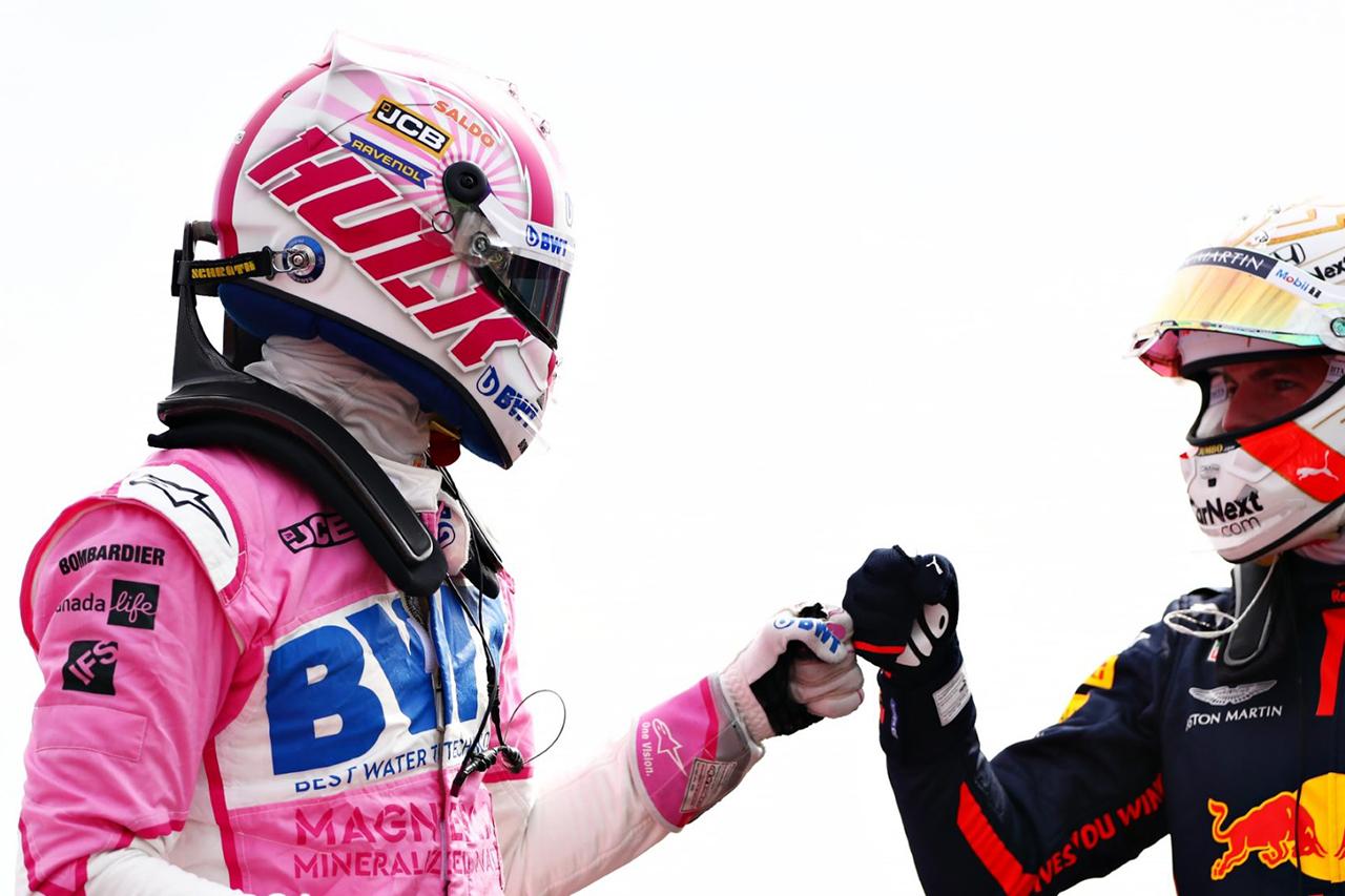 ニコ・ヒュルケンベルグ 「表彰台が目前に迫っているのはわかっている」 / F1 70周年記念GP 予選後インタビュー
