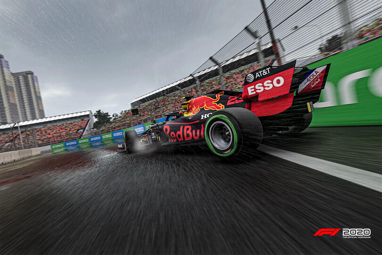 F1公式ゲーム『F1 2020』:前作との5つの違い