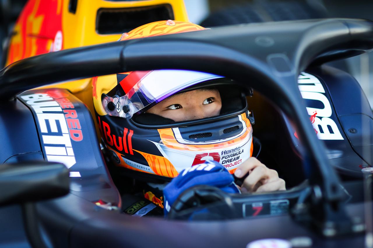 FIA-F2 第5戦 イギリス大会 レース1:ホンダF1育成の角田裕毅が6位入賞