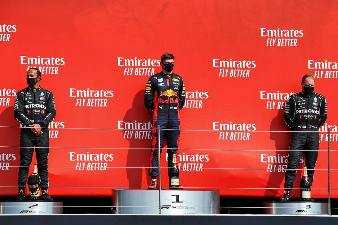 F1 70周年記念GP 決勝:トップ10 ドライバーコメント