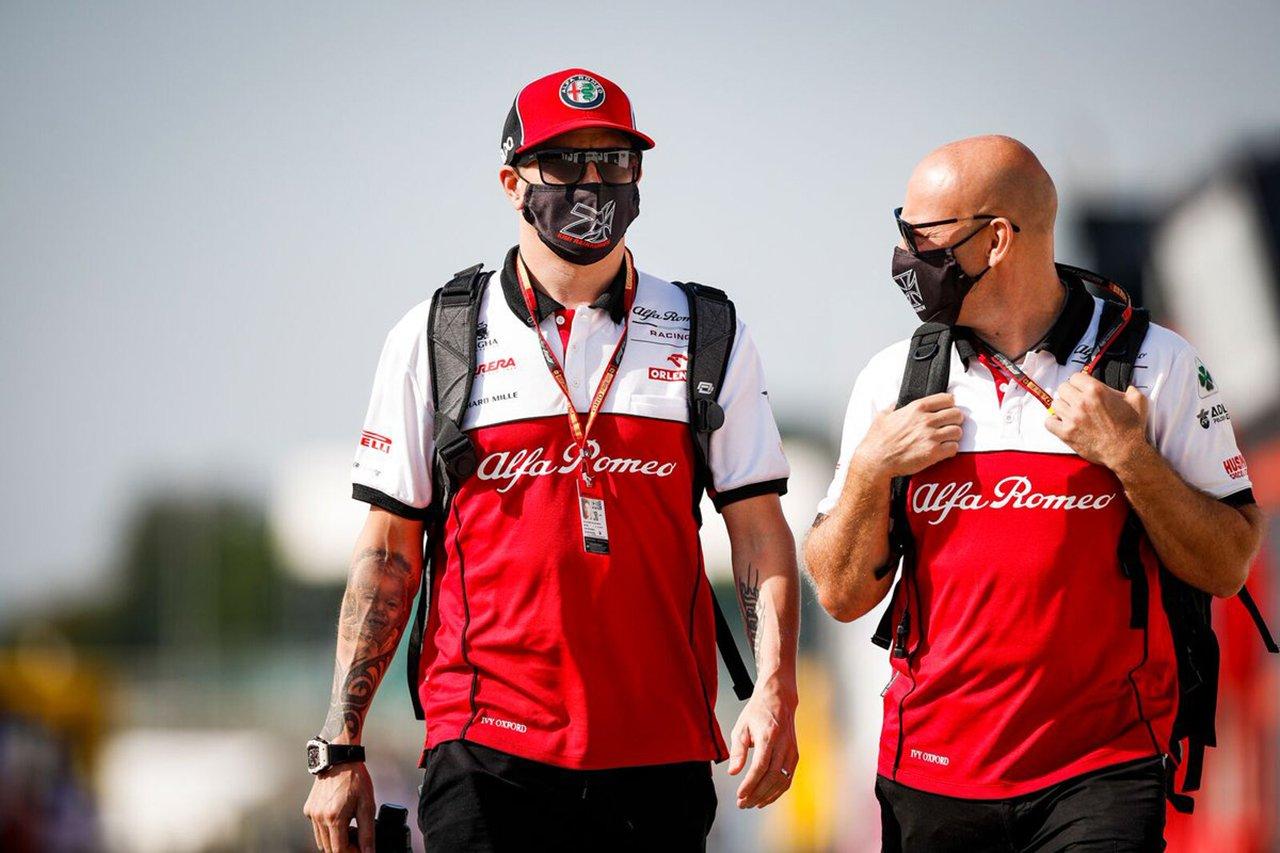F1 Topic:キミ・ライコネン、シューマッハの最多周回数記録を更新