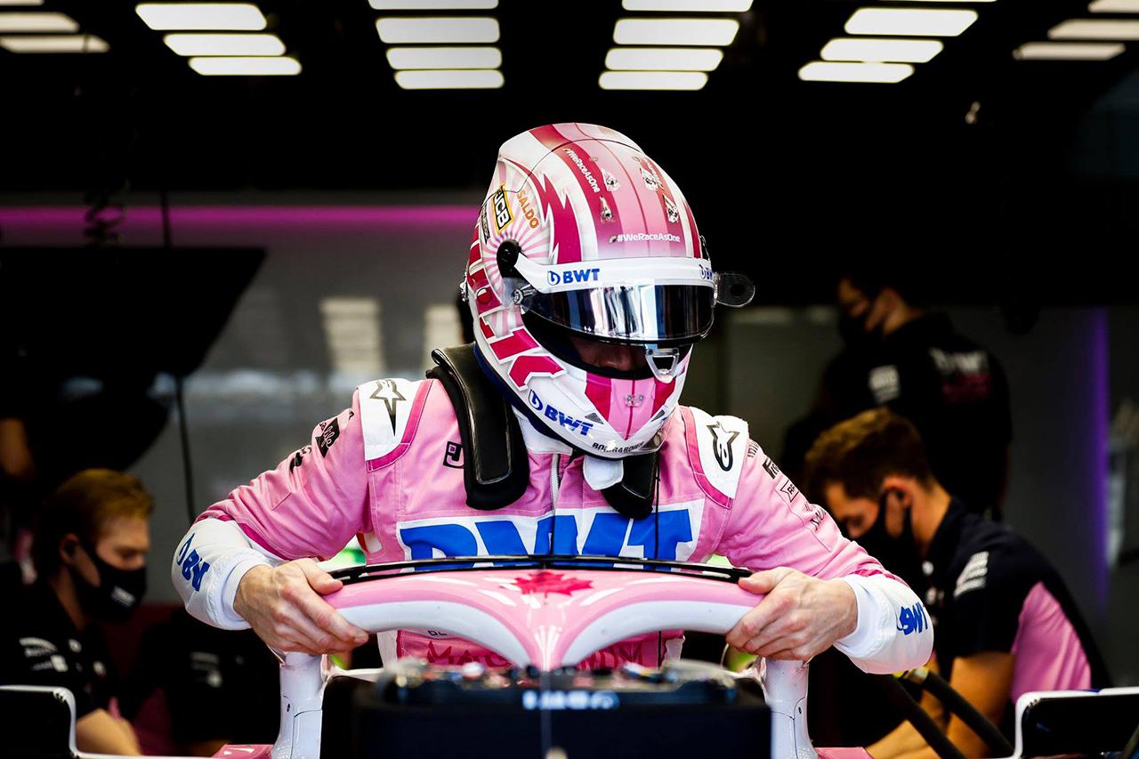 レーシング・ポイントF1、ヒュルケンベルグへのチームオーダー説を否定