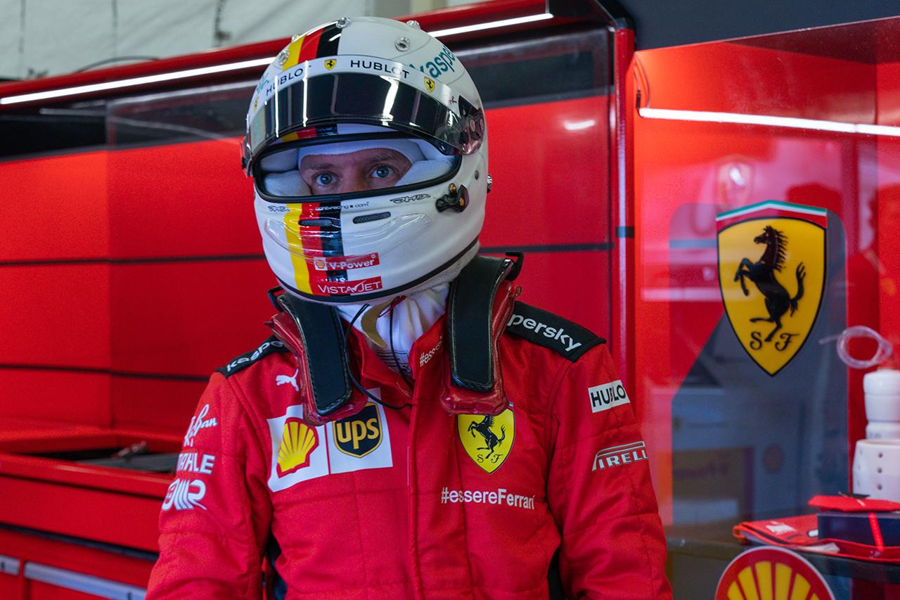 セバスチャン・ベッテル、シーズン終了前にフェラーリF1離脱の可能性も?