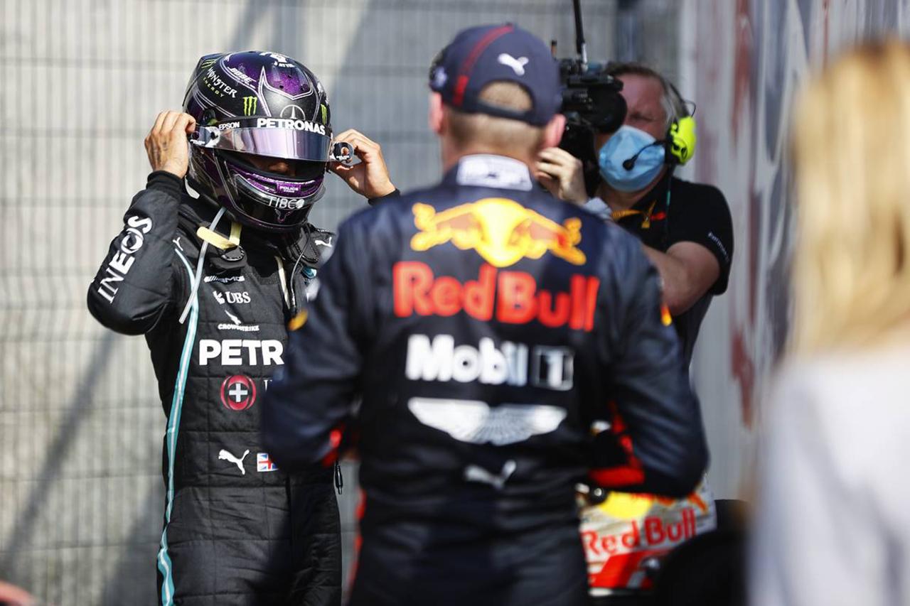 ルイス・ハミルトン 「フェルスタッペンをタイトル候補から外してはいない」 / 2020年のF1世界選手権