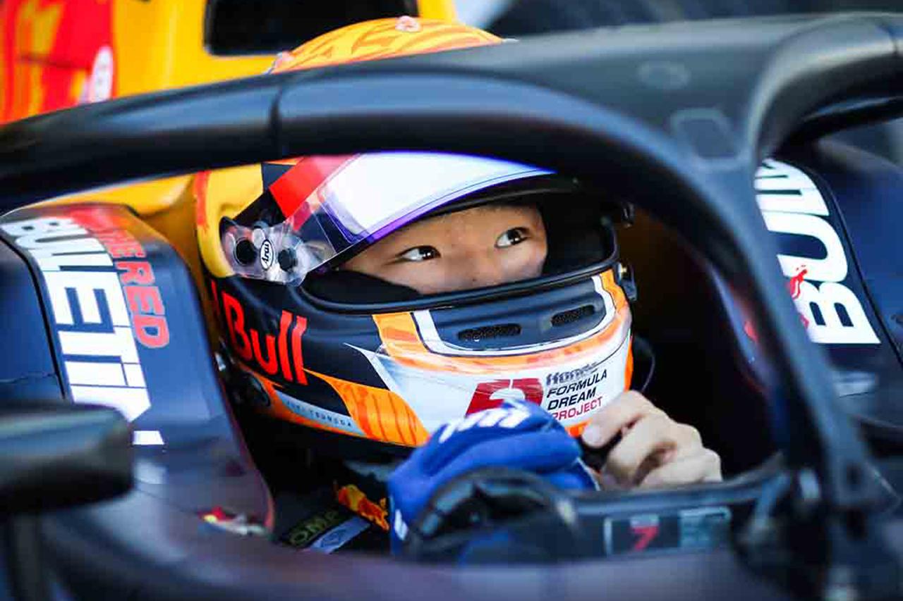 角田裕毅、2021年のアルファタウリ・ホンダF1のシートに照準