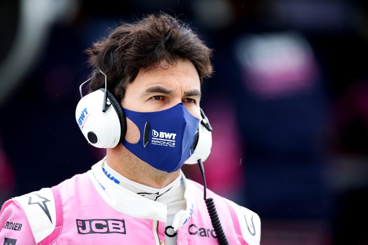 セルジオ・ペレス、F1スペインGPで復帰…新型コロナウイルス検査で陰性 / レーシング・ポイントF1