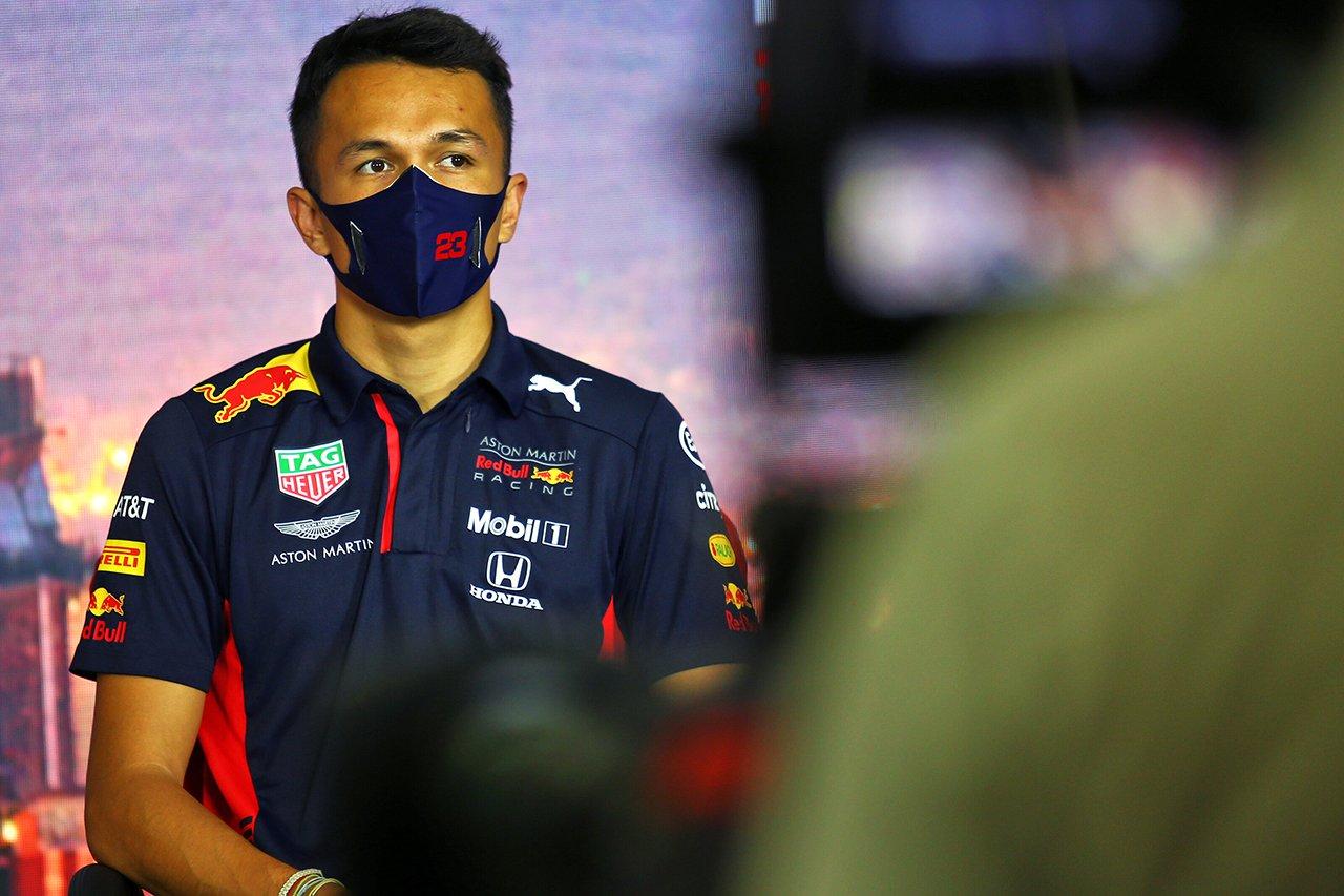 アレクサンダー・アルボン 「予選を改善するために努力している」 / レッドブル・ホンダ 2020年 F1スペインGP プレビュー