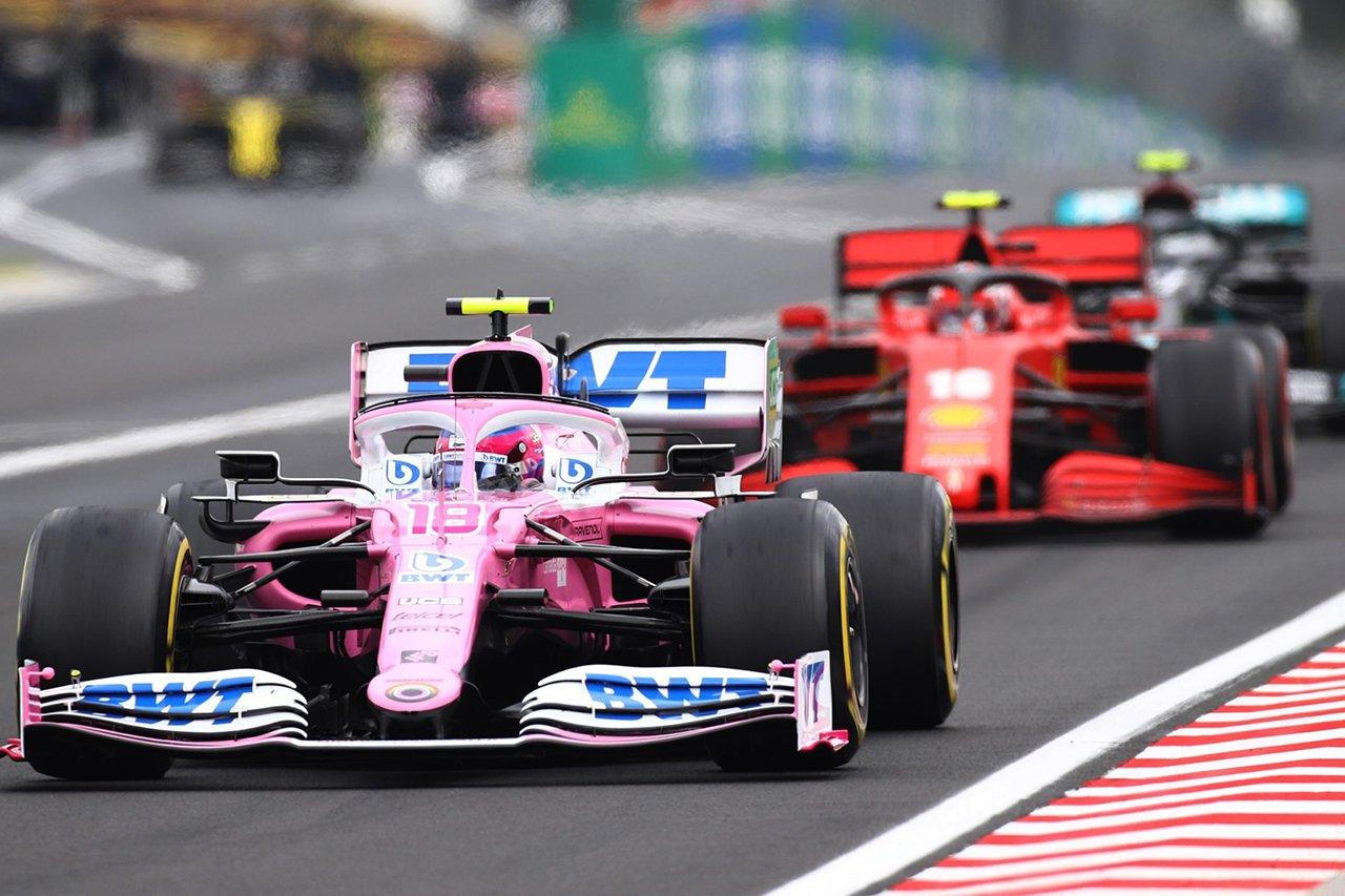 レッドブルF1代表 「レーシング・ポイントが有罪ならメルセデスも同罪」