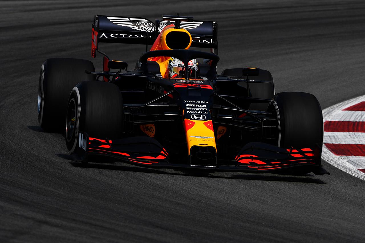 【速報】 F1スペインGP FP1 結果:マックス・フェルスタッペンは3番手