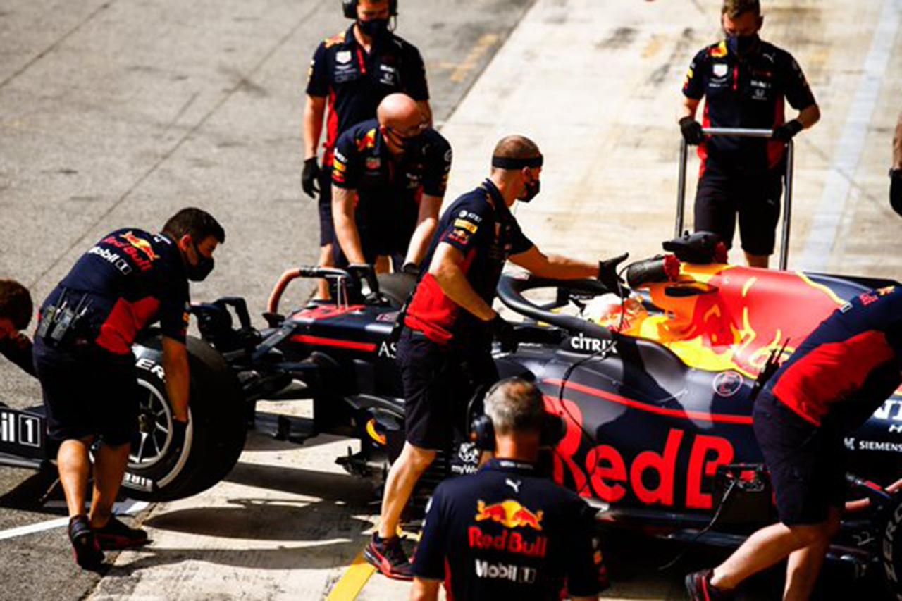 F1スペイン フリー走行2回目:速報ツイート&Twitch