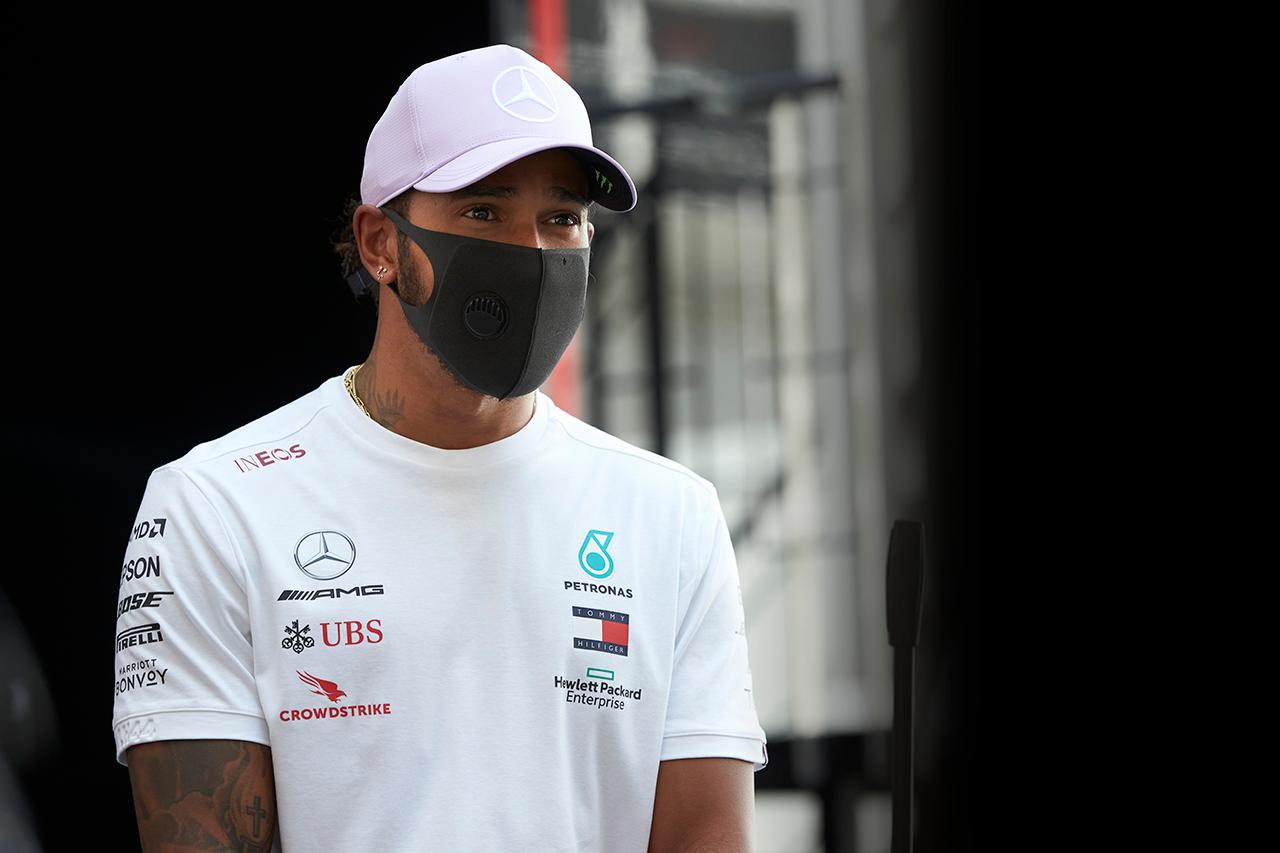 ルイス・ハミルトン 「予選モードを禁止してもメルセデスF1は失速しない」