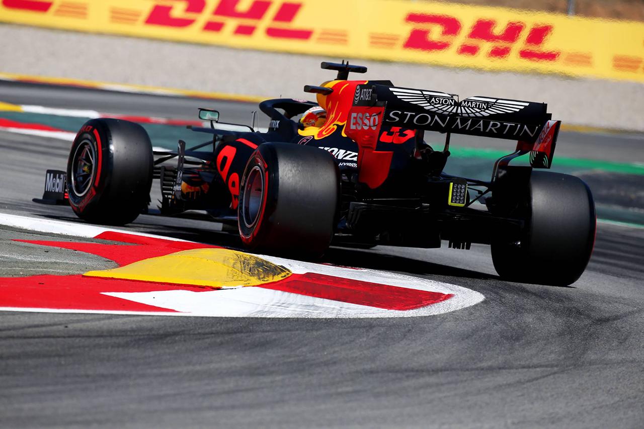 マックス・フェルスタッペン 「今回はハードでQ2突破のギャンブルはない」 / F1スペインGP