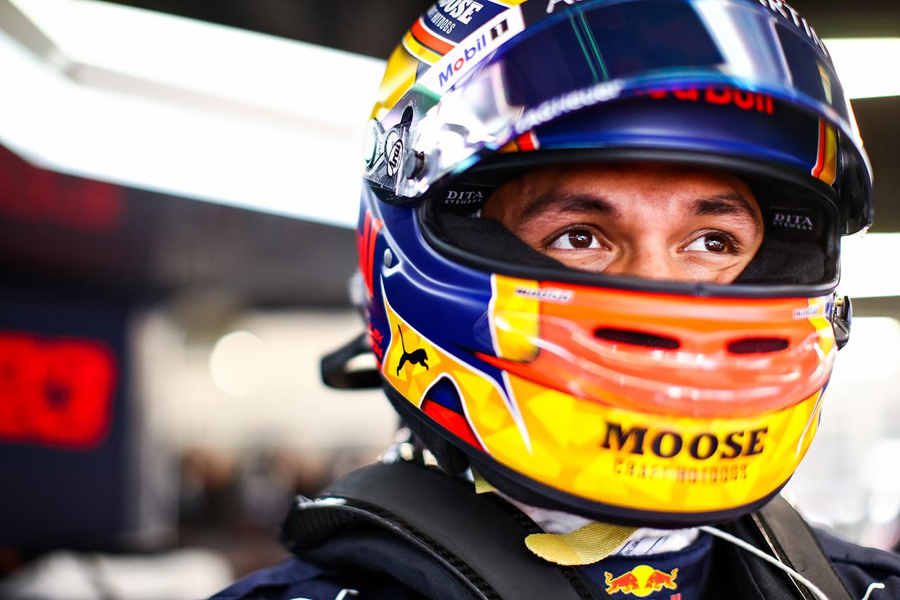 アレクサンダー・アルボン 「6番手はいいレースができる位置」 / レッドブル・ホンダ F1スペインGP 予選