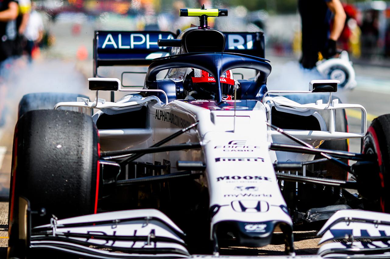 アルファタウリ・ホンダF1 「Q3でパッケージから最大限を引き出せなかった」 / F1スペインGP 予選