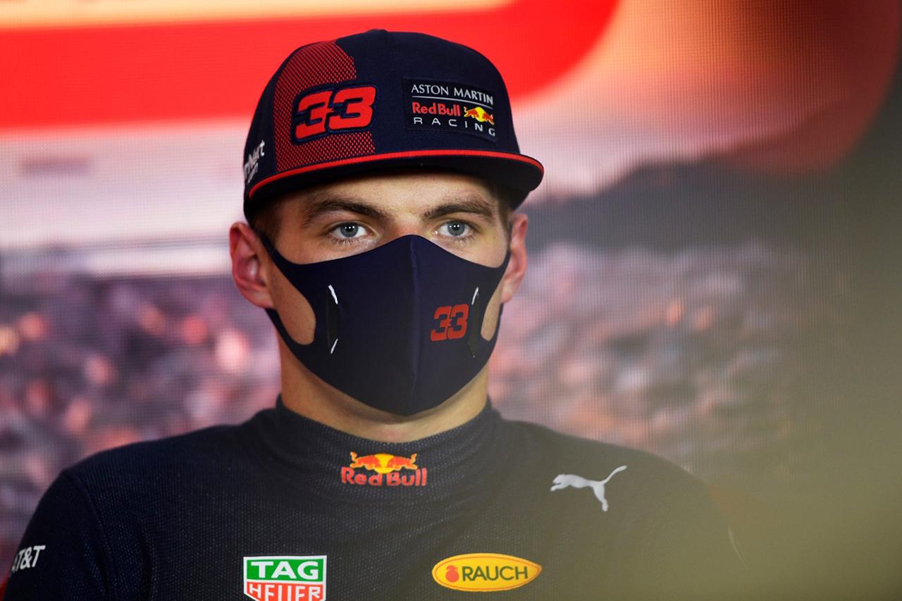 マックス・フェルスタッペン 「メルセデスにプレッシャーをかけたい」 / レッドブル・ホンダ F1スペインGP 予選後記者会見