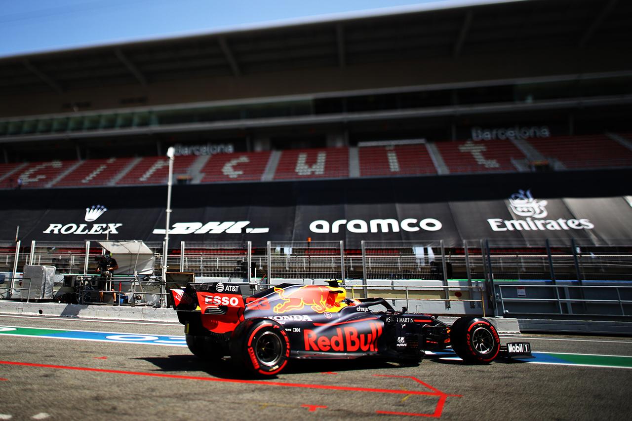 ホンダF1:2020年 第6戦 F1スペインGP 予選レポート