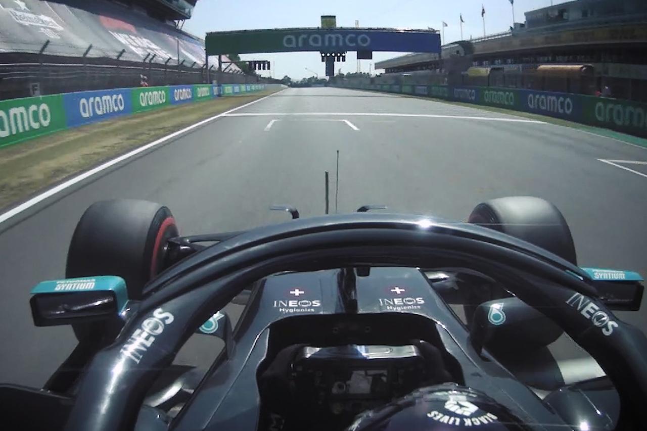 【動画】 ルイス・ハミルトンのポールラップ / F1スペインGP 予選