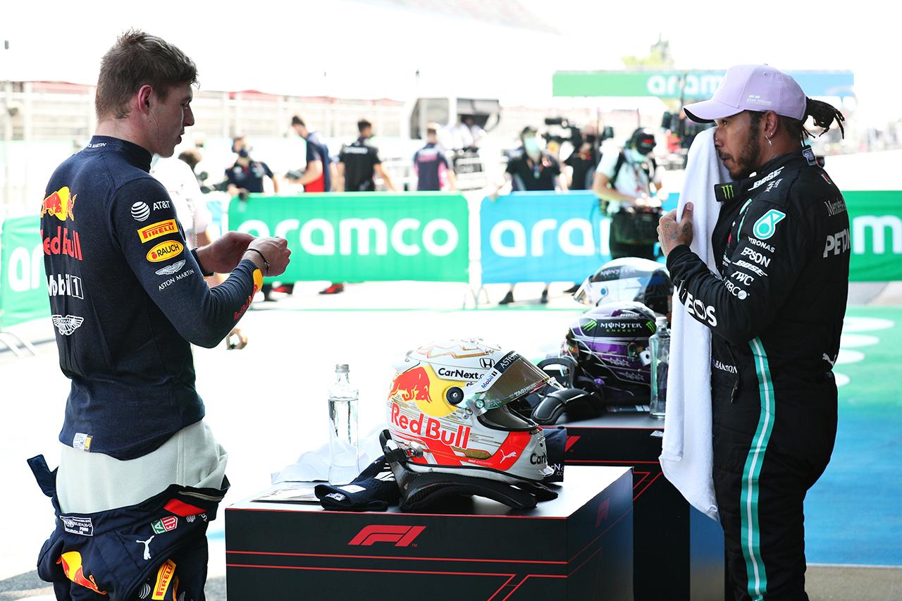 メルセデスF1 「マックス・フェルスタッペンは優勝候補の一角」 / F1スペインGP 予選