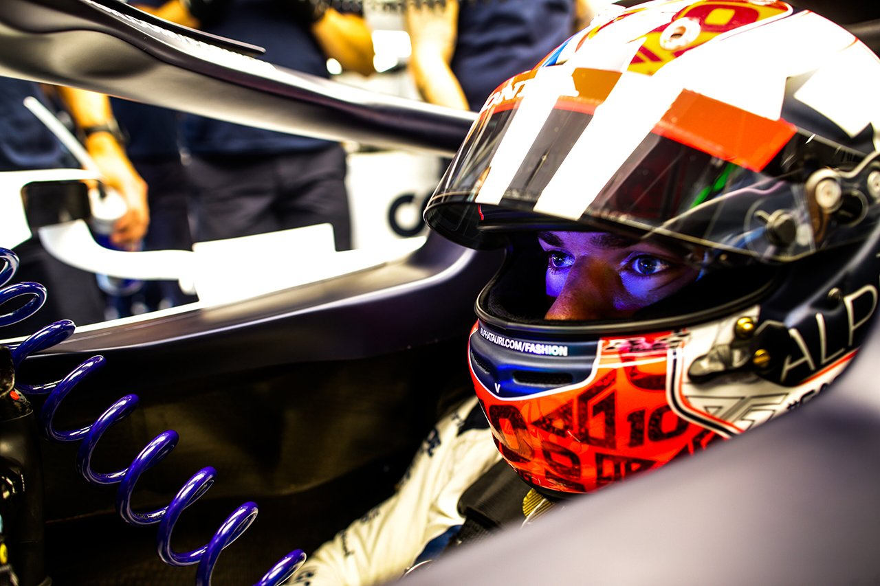 ピエール・ガスリー 「10番手は悪くないがもう少しタイムは出せたはず」 / アルファタウリ・ホンダ F1スペインGP 予選