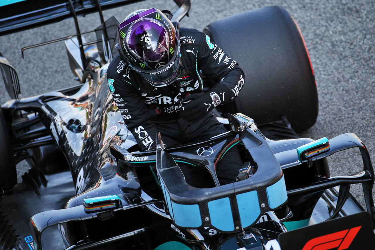 F1スペインGP 決勝:各ドライバーの持ちタイヤ数&タイヤ戦略予想