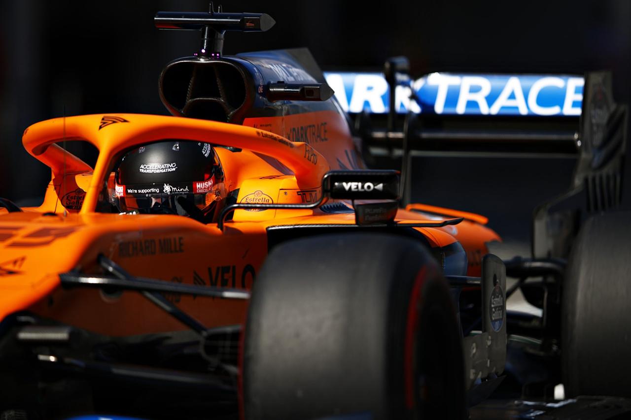 カルロス・サインツとロマン・グロージャン、新品のパワーユニットを投入 / F1スペインGP