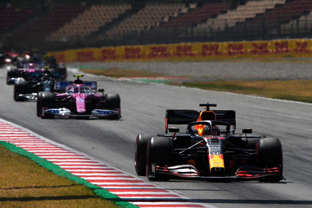 【速報】 F1スペインGP 結果:マックス・フェルスタッペンが2位表彰台!