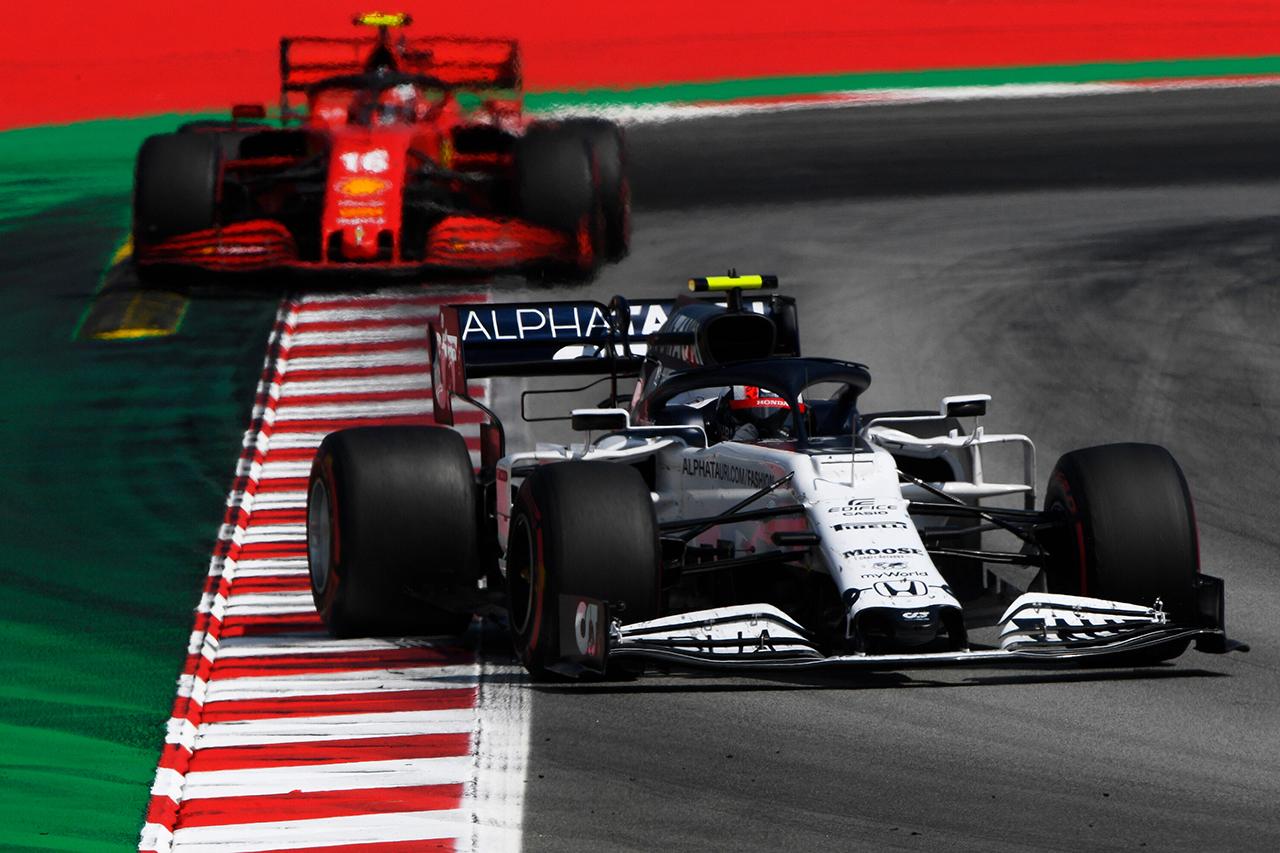 アルファタウリ・ホンダF1 「中団で戦えることを示したポジティブな結果」 / F1スペインGP 結果