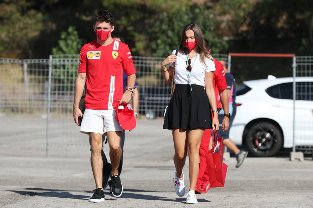 シャルル・ルクレール 「シートベルトを外したことがリタイアの原因」 / フェラーリ F1スペインGP 決勝